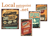 Holiday car auto sales